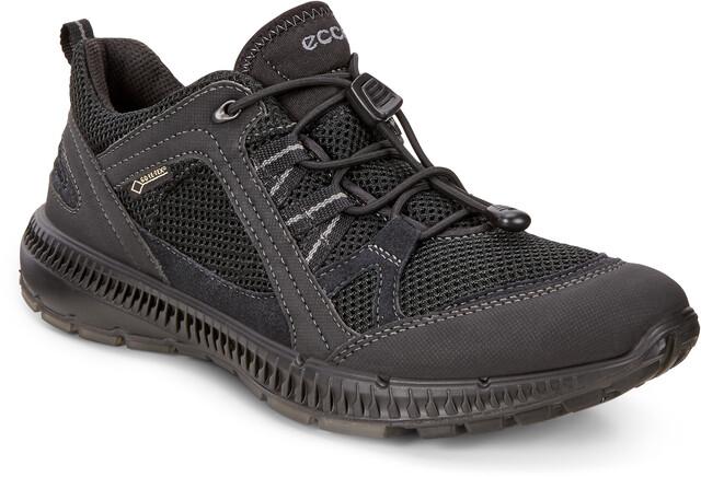 ECCO Terracruise II Schuhe Damen blacktitanium